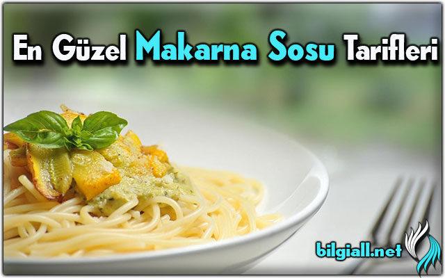 makarna-sosu;makarna-sosu-tarifi;makarna-sosu-cesitleri;makarna-sosu-nasil-yapilir