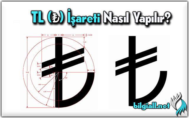 tl-işareti-nasıl-yapılır;tl-işareti;tl-işareti-klavye;yeni-tl-işareti;excelde-tl-işareti;klavyede-tl-işareti-nasıl-yapılır