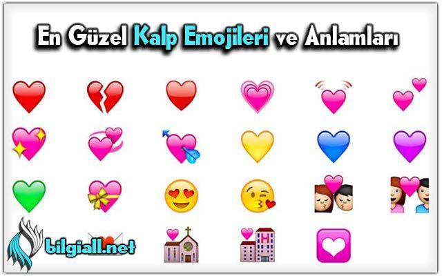 Kalp-Emojileri