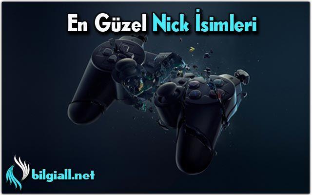 Nick-isimleri