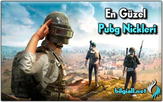 Pubg-Nickleri