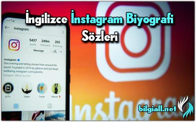 ingilizce-instagram-biyografi-sözleri
