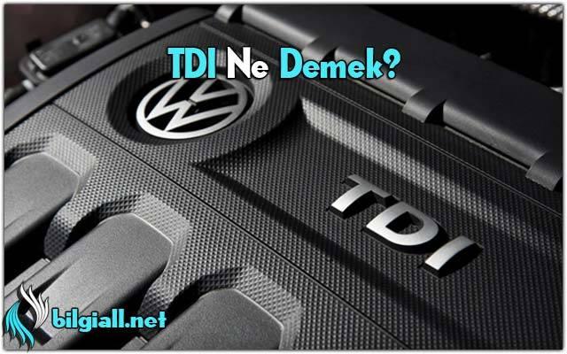 TDI-nedir