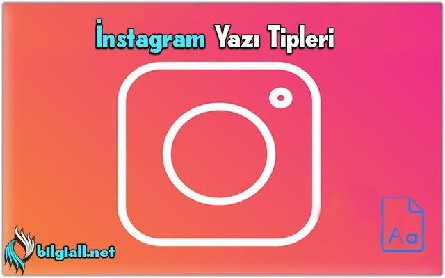 instagram-yazı-font