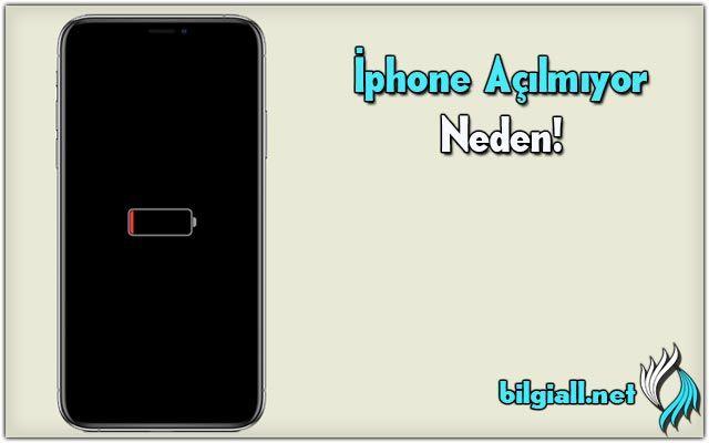 iphone-kapandi-açılmıyor